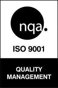 NQA ISO9001 BW