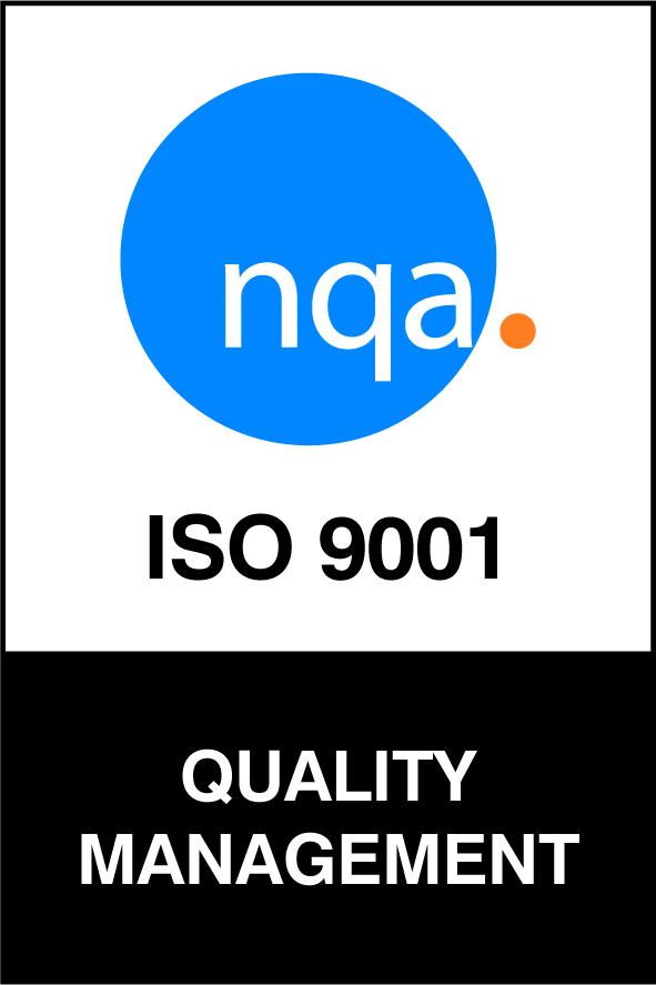 NQA ISO9001 CMYK