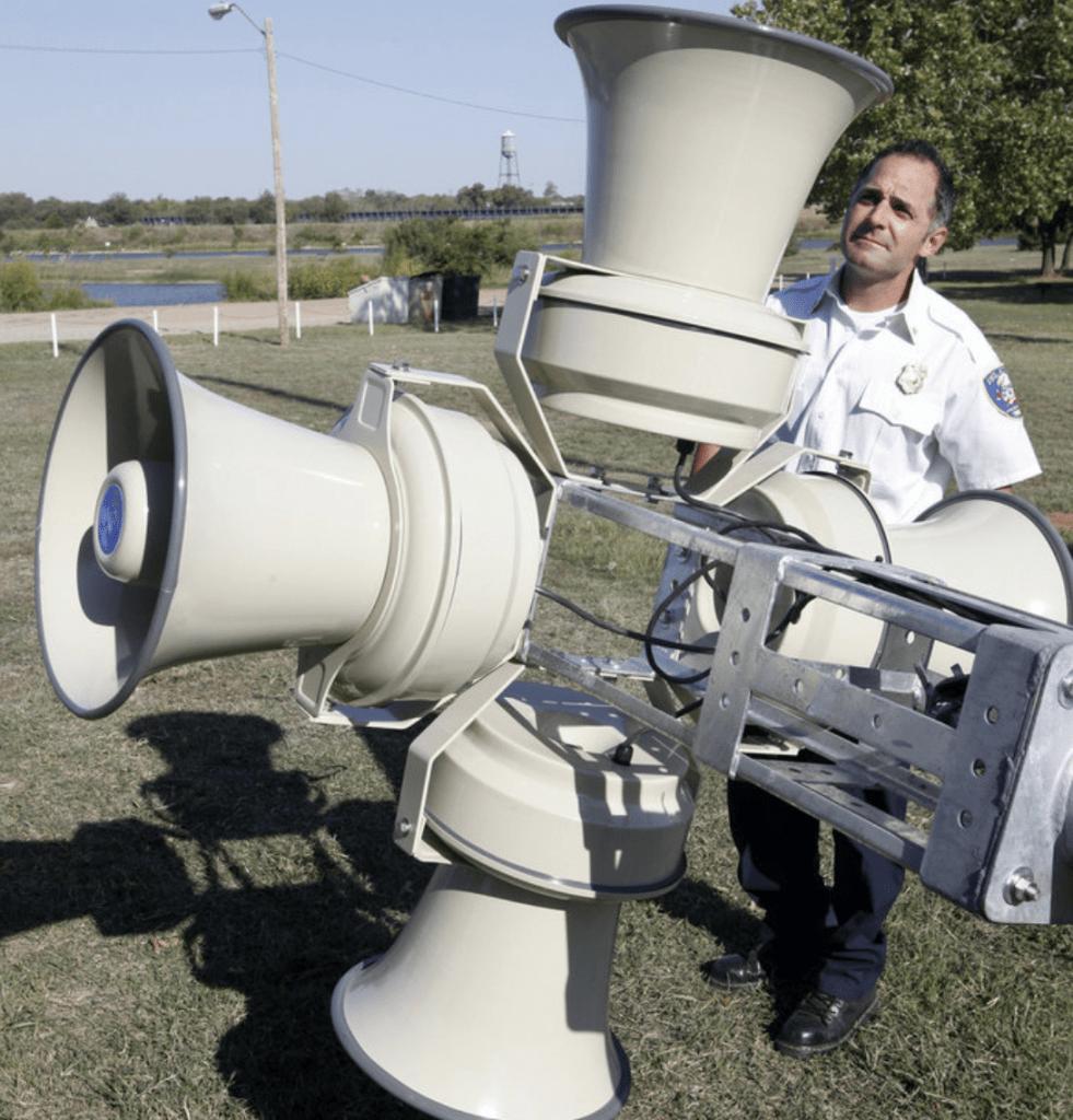 Del City to install new tornado warning system