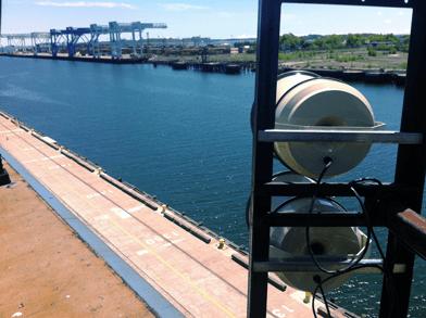 ATI industrial port siren