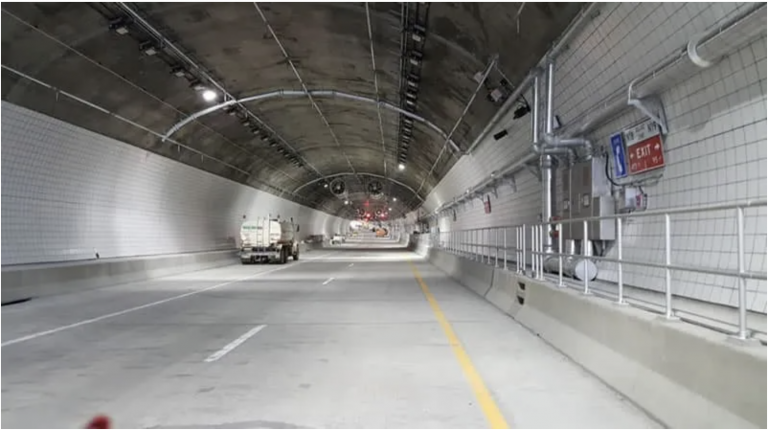 tunnel alert system