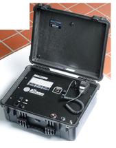 REACT5000 mobile control unit